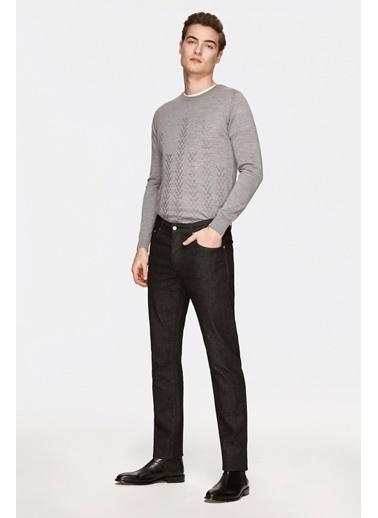 Damat Jean Pantolon Siyah